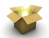 7871357-box-with-golden-lightbeams