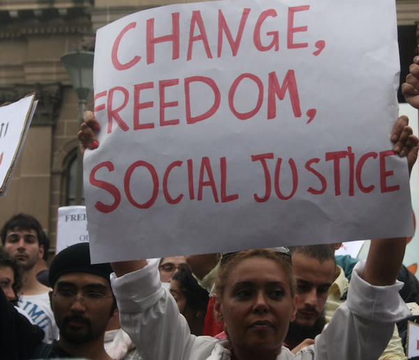 social justice photo
