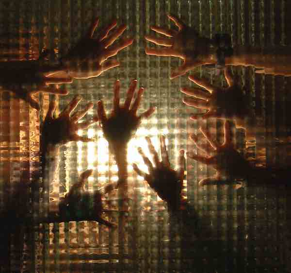 many hands image